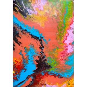 Maria Kowal, Colorful mind