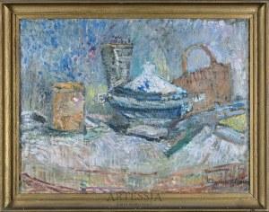 Helena Zaremba-Cybisowa (1911-1986), Martwa natura z wazą