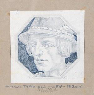Zygmunt Kamiński (1888-1969), Głowa Górala - Projekt dla PWPW, 1930