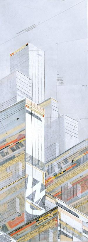 Chazme 718 - Daniel Kaliński, (ur. 1980), Megapolis_W, 2012