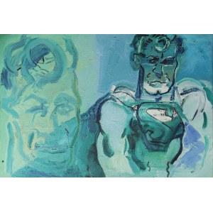 Paweł KAŁUŻYŃSKI (ur. 1979), Superman, 2009