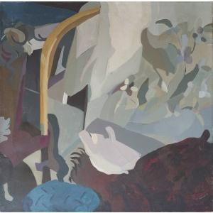 Danuta WESTRYCH (1955-2014), Bez tytułu, 1986