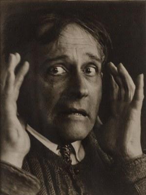 Stanisław Ignacy WITKIEWICZ (1885 - 1939), Przerażenie wariata, 1931