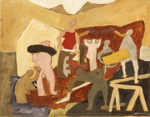 Marek WŁODARSKI (1898 - 1960), Budowa, 1953