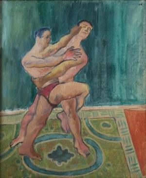 Marek WŁODARSKI (1898 - 1960), Atleci, ok. 1936-1938