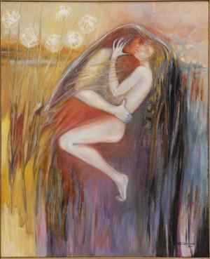 Barbara Bielecka-Woźniczko, Pocałunek, 2005