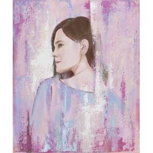 Paulina Lewandowska, Portret kobiety, 2020
