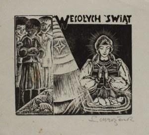 Stefan Mrożewski (1894-1975), Wesołych Świąt