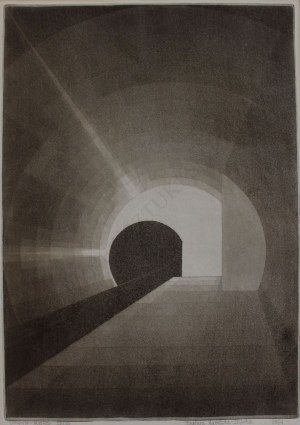 Barbara Narębska-Dębska (1921-2000), Londyn-Metro