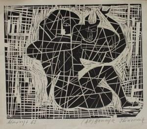 Henryk Płóciennik (1933-2020), Kobieta i diabeł(