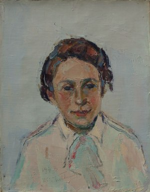 Włodzimierz Terlikowski (1873-1951), Portret kobiety