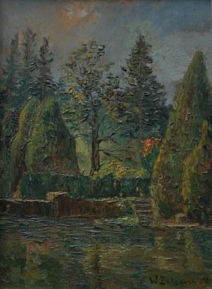 Włodzimierz Zakrzewski (1916-1992), Pejzaż