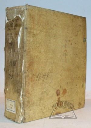 OKOLSKI Szymon, Praeco Divini verbi B. albertus Magus Episcopus Ratisponensis ex Ordine Praedicatorum assumptus.