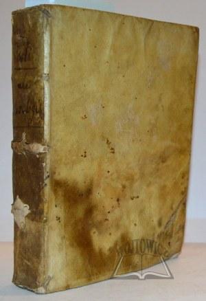 VOEL Jean, De horologiis sciothericis libri tres.