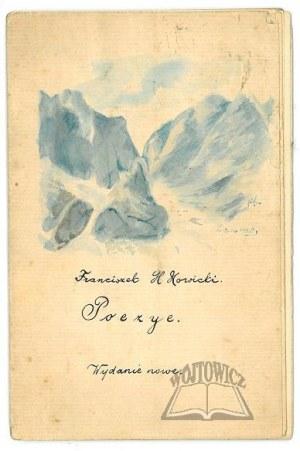 NOWICKI H Franciszek, Poezye.