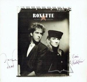 (PŁYTA winylowa). ROXETTE: Gessle Per (1959), Fredriksson Marie (1958-2019), duet muzyczny.