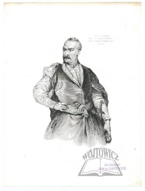 OLESZCZYŃSKI Antoni (1794-1879)., Joseph Kimbar nonce d`upita (en Lituanie)....