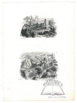 OLESZCZYŃSKI Antoni (1794-1879)., Rabsztyn, Oyców.
