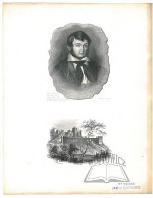 OLESZCZYŃSKI Antoni (1794-1879)., Tenczyn. Maurycy Mochnacki.