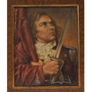 KOWALEWICZ Piotr Paweł (1894 - 1952) (?), Młody Kościuszko.