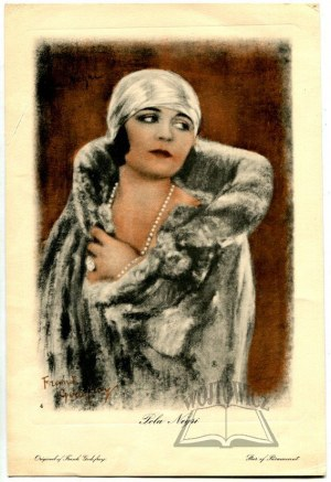 POLA Negri (1894-1987)