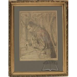 RZEGOCIŃSKI Witold (1883-1969), Jesienne liście.