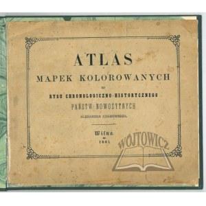 (ATLAS). ZDANOWICZ Alexander - Atlas mapek kolorowanych.