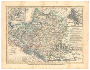 (POLSKA). Die Republik Polen nach ihrem Bestande im Jahre 1772