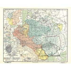 (POLSKA). Semkowicz Władysław - Polska i Litwa za Jagiellonów (w. XV).