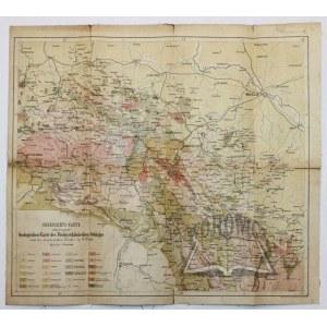 (ŚLASK, geologia). Uebersichts-Karte reducirt nach der Geologischen-Karte des Niederschlesichen Gebirges
