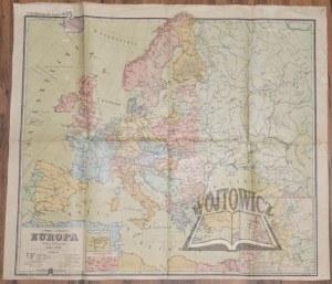 (EUROPA). ROMER E., Wąsowicz J. - Europa polityczna.