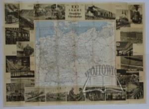 (NIEMCY i POLSKA). Deutschland. 100 Jahre Deutsche Eisenbahn. 1835-1935.