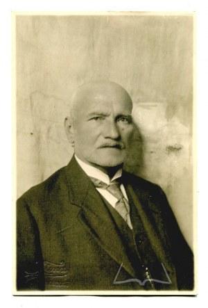 OSWALD Balzer (1858-1933), polski historyk ustroju i prawa polskiego.
