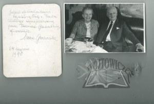 (GRONOWSCY Maria i Tadeusz).