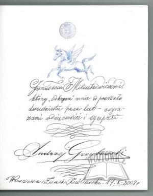 LOBA Maciej, Andrzej Grzybowski. Polski historyzm współczesny.