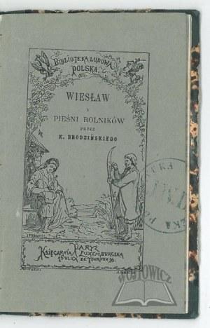 BRODZIŃSKI (Kazimierz), Wiesław i pieśni rolników.