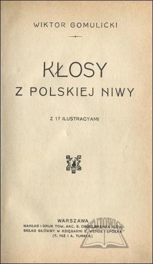 GOMULICKI Wiktor, Kłosy z polskiej niwy.