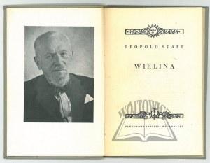 STAFF Leopold., Wiklina.