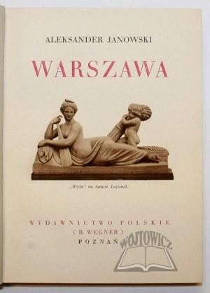 CUDA Polski. JANOWSKI Aleksander, Warszawa.
