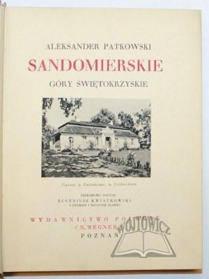 CUDA Polski. PATKOWSKI Aleksander - Sandomierskie.