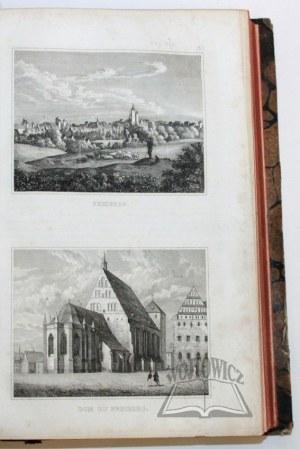 SCHIFFNER Albert, Beschreibung von Sachsen und der Ernestinischen, Reußischen und Schwarzburgischen Lande.
