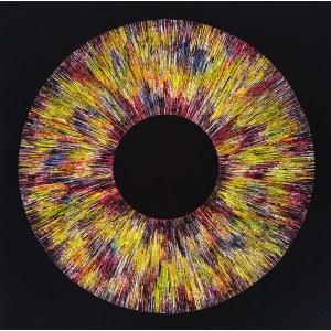 Kuba Janyst (ur. 1978), CR3, z cyklu: Meditations, 2021