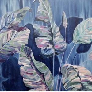 Aleksandra Maciaszek (ur. 1989), Czwarty wymiar błękitu, 2021