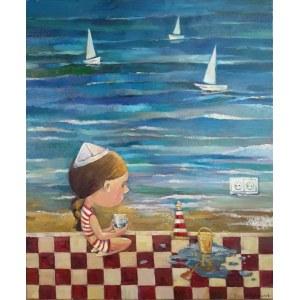 Anna Piotrowiak (ur. 1983), Lockdown: morze w słoiku, z cyklu:
