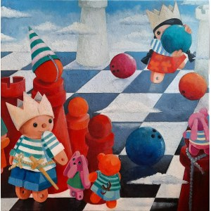 Mirella Stern (ur. 1971), Chess for busy people, 2021