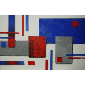 Ewelina Grabowska (ur. 1992), R-rectangle no.2, 2020