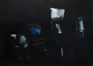 Łukasz Gil (ur. 1982), Pejzaż wewnętrzny III, 2015