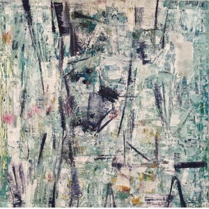 Wioleta Frączek (ur. 1983), Algorytm miłości, 2021