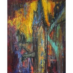 Dawid Masionek (ur. 1994), Wieża Quasimodo, 2019