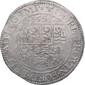 Netherlands - Zeeland 1 Rijksdaalder 1595